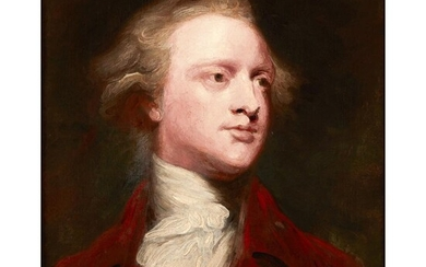 CIRCLE OF JOSHUA REYNOLDS (BRITISH 1723-1792) PORTRAIT OF SIR ABRAHAM HUME 2ND BT. (1749-1838)