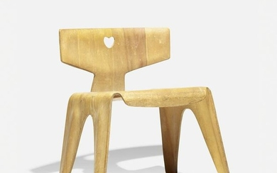 Charles and Ray Eames, child's chair