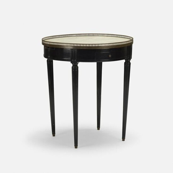 French, occasional table