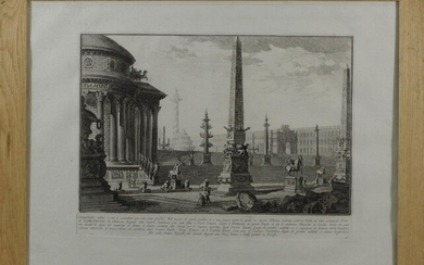 Giovanni Battista PIRANESI (1720-1778), after.