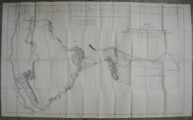 Map of an Exploring Expedition to the Rocky Mountains