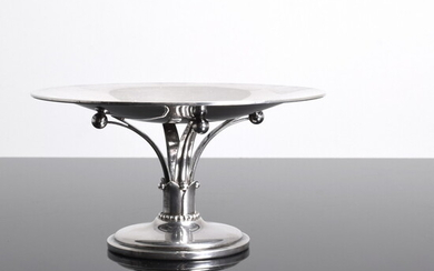 Mueck-Carey Co. Sterling Silver Pedestal Dish/Compote