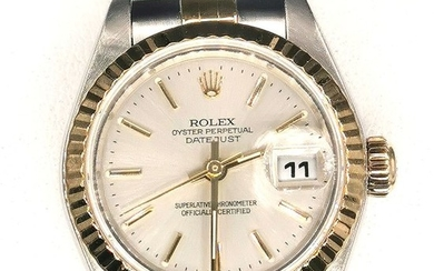 Rolex -Oyster Perpetual Date Just - 79173 - Women - 2000-2010