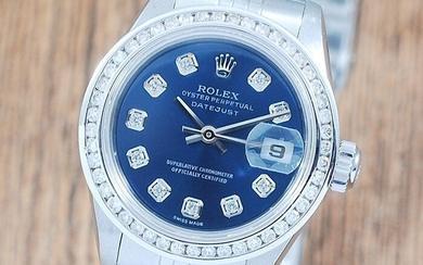 Rolex - Oyster Perpetual DateJust- 79174 - Women - 2000-2010