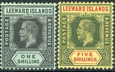 THE SMALL SELECTION OF KGV ISSUES WITH WHITE BACKS: A small ...