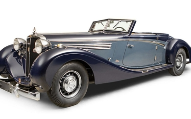 1937 Maybach SW38 Special Roadster