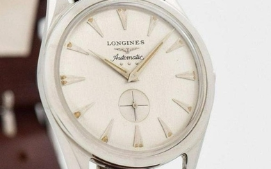 1956 Men's Vintage LONGINES Automatic Stainless Steel