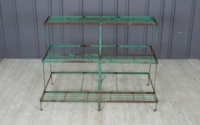 3 Tiered Industrial Plant Stand