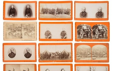 Taylor & Huntington, Collection of 28 Stereoviews of