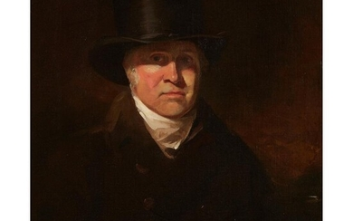 ANDREW GEDDES (BRITISH 1783-1844) PORTRAIT OF A MAN, PROBABLY NATHANIEL PLIMER (1757-1822)