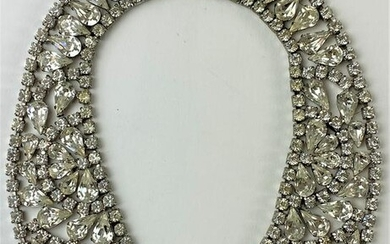Antique Costume Jewelry Necklace Choker