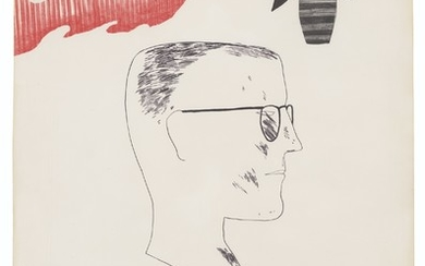 DAVID HOCKNEY (B. 1937), A Rake's Progress and Other Etchings by David Hockney