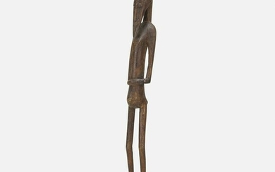 Dogon or Senufo artist, carved figure