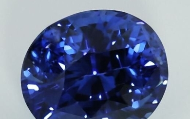 GRS Certified 2.25 ct. Royal Blue Sapphire - SRI LANKA