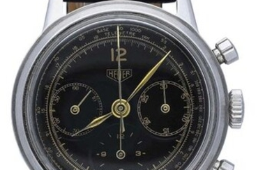HEUER men's wristwatch