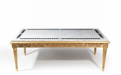 LOUIS STYLE COFFEE TABLE XVI
