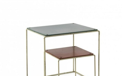 The Netherlands (attr.), 2 nesting tables, c. 1958
