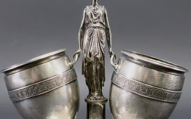 Tiffany & Co Sterling Silver Centerpiece, c 1871