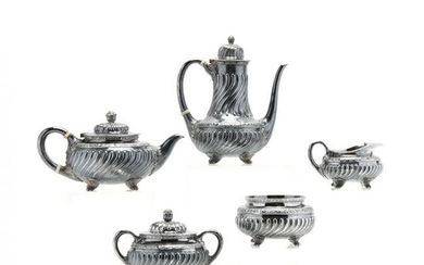 Tiffany & Co. Sterling Silver Tea & Coffee Set