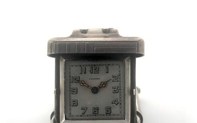 Vintage art deco Watch Signed Prisma