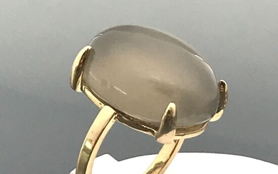 18 kt. Yellow gold - Ring - 18.65 ct Adaluria