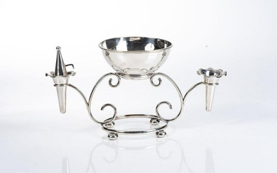 AN ELECTROPLATE CENTREPIECE