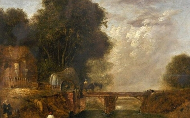 Attributed to Augustus Wall Callcott (1779-1844)
