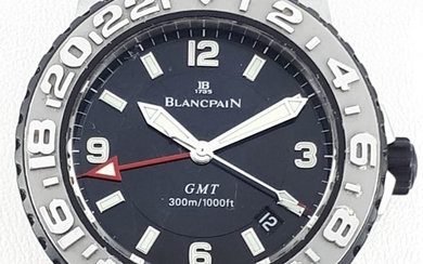 Blancpain - Fifty Fathoms GMT Concept 2000 Limited. - Men - 2000-2010