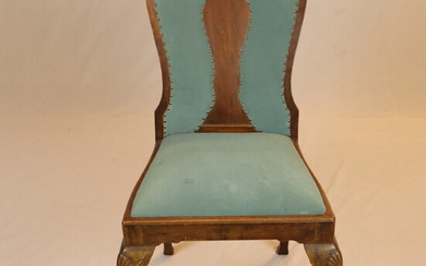 Chippendale style CHAIR.