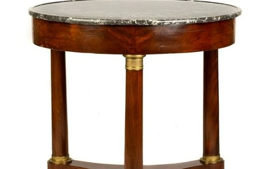 Classical Empire Center Table