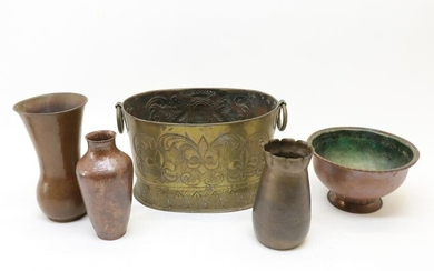 European Copper and Brass Objects