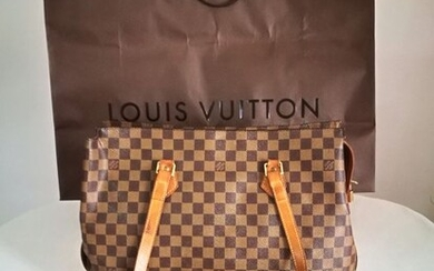 Louis Vuitton - Columbine Damier Ebene Limited Editon Centenarie Shoulder bag