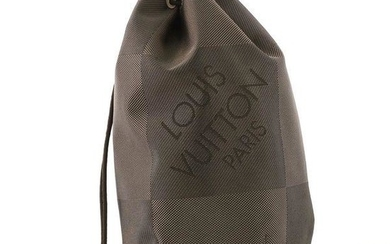 Louis Vuitton Geant Matelot Backpack Sailor Travel Bag