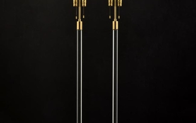 Pair of Hansen Floor Lamps