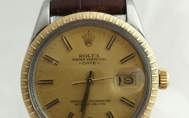 Rolex - Oyster Perpetual - Date - 15053 - Unisex - 1980-1989
