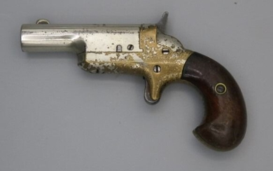 """United States of America - Colt - Third Model- first type - """"Thuer"""" - Rimfire - Derringer - 41"""