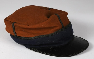 CIVIL WAR ERA CONFEDERATE KEPI CAP