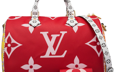 Louis Vuitton Set of Two: Limited Edition Pink &...