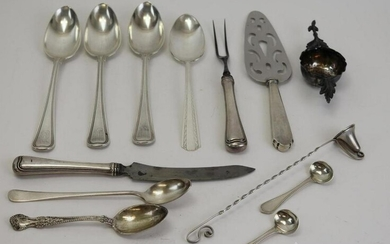 Sterling Silver Flatware and Serving Pieces