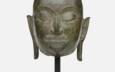 Thai, Buddha head