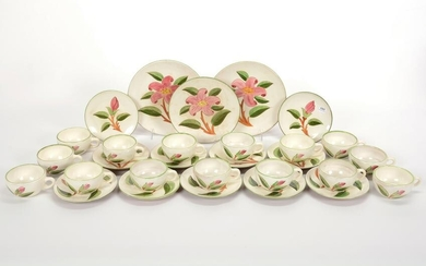 (29) Stangl Pottery Items, Prelude Pattern