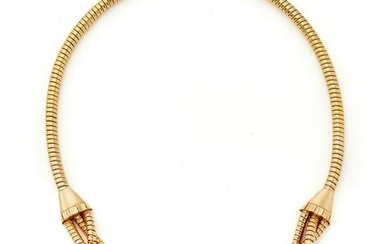 A mid 20th century necklace.