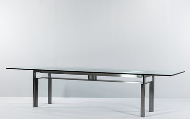 "Carlo Scarpa for Cassina ""Doge"" Dining Table"