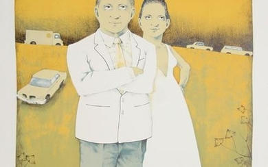 Dennis Geden, The Couple from the Limestoned Portfolio