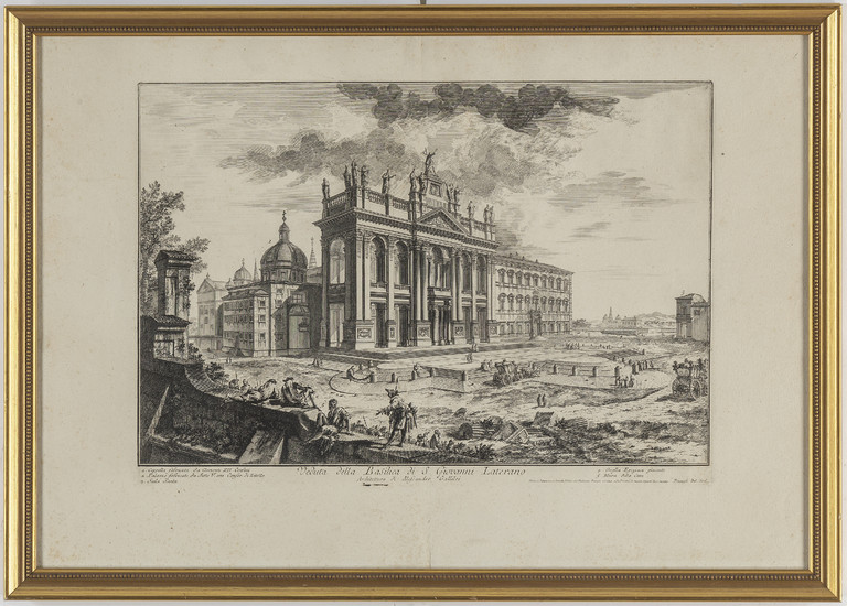 Giovanni Battista Piranesi, after
