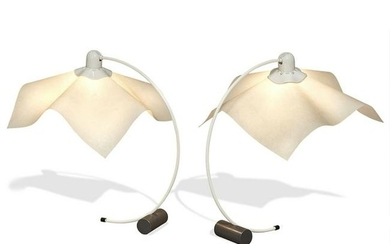 M. Bellini & G. Origlia for Artemide table lamps
