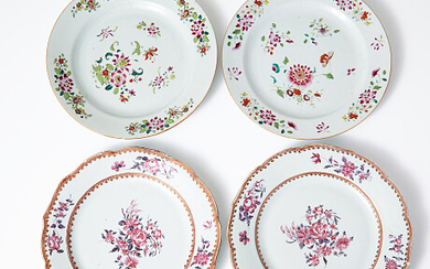 Plates China Tallrikar Kina