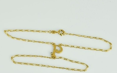 18 kt. Yellow gold - Bracelet Diamond