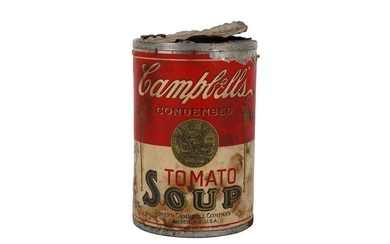 Andy Warhol (American, 1928-1987), 'Tomato Soup Can'