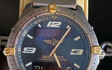Breitling - Aerospace Repetition Minutes - Ref. F56062 - Men - 1990-1999
